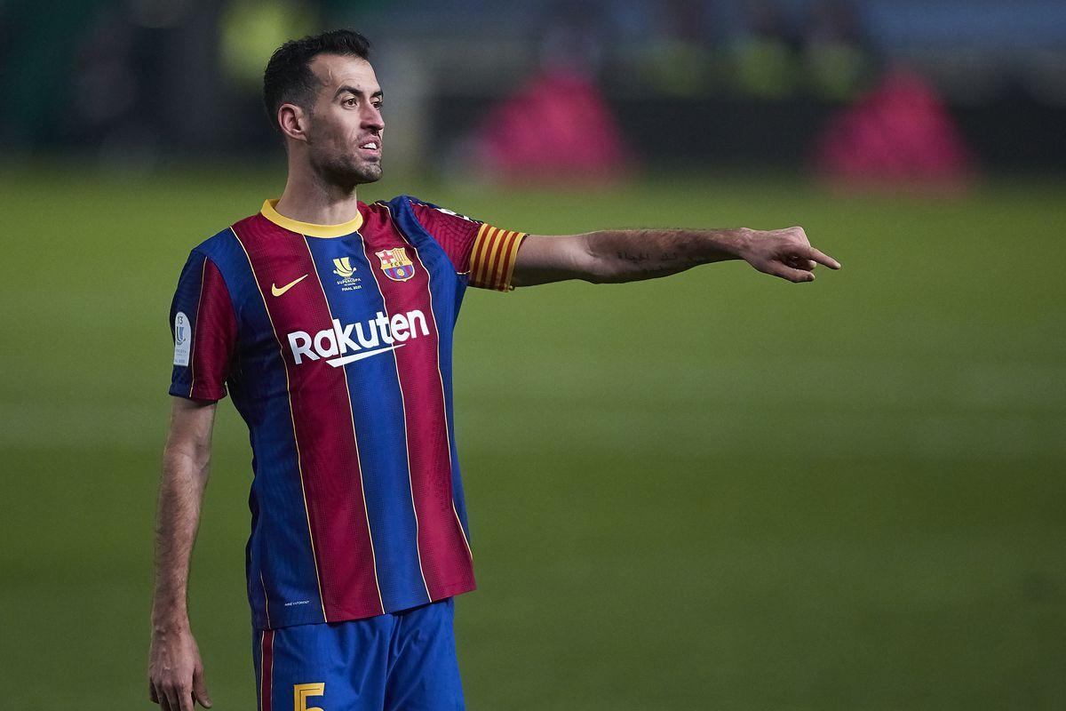 Real Sociedad v FC Barcelona - Supercopa de Espana Semi Final