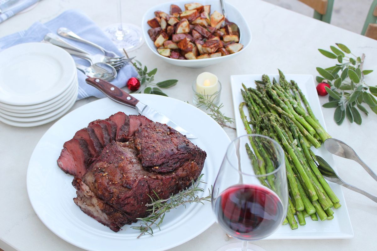 The holiday meal from Rosedale Kitchen