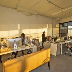 Zeilic and Co.'s desks.