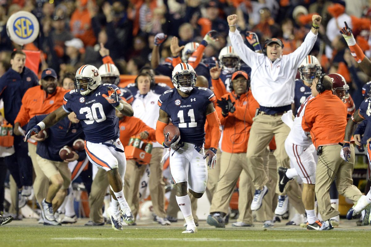 How do you not use a photo from the greatest special teams play of 2013 here?