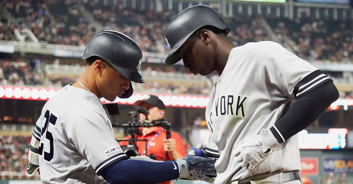 Yankees Highlights: Bombers out-slug Twins in absolutely