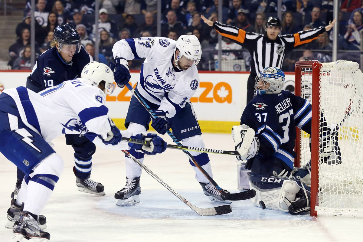 winnipeg jets at tampa bay lightning preview all of the skilled