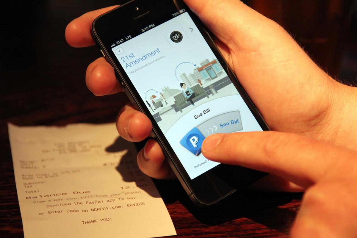 769ea2b2feef PayPal s new digital wallet app is powerful but baffling - The Verge