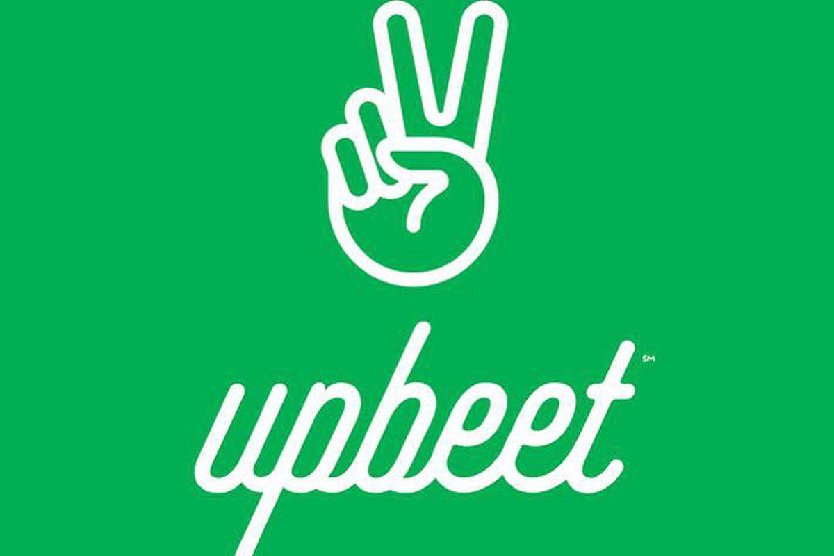 The logo for Upbeet.