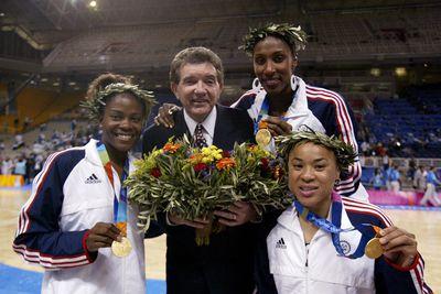 Womens Gold Contest USA v AUS
