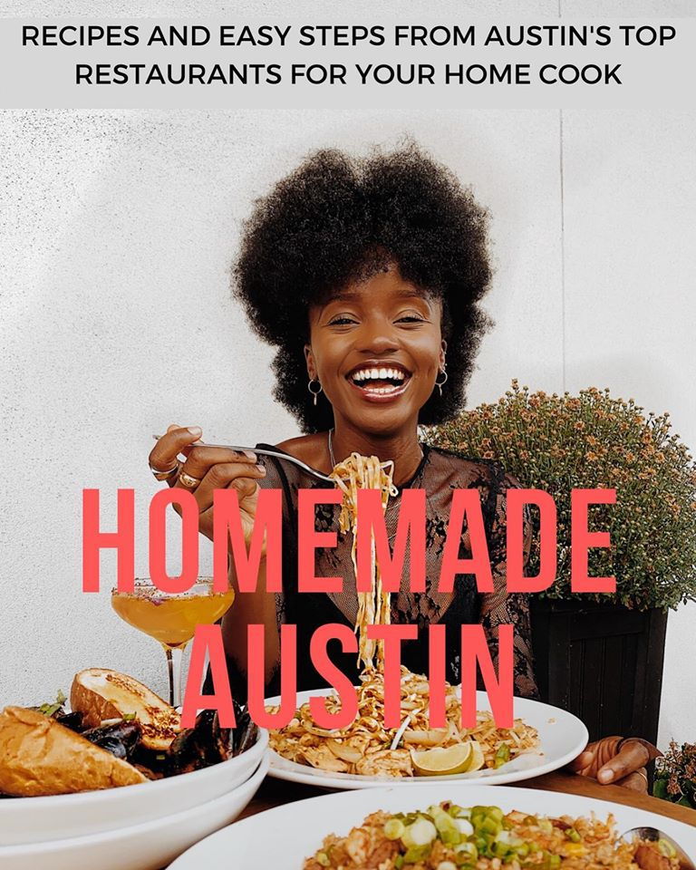 The cover of Homemade Austin by Laolu Onabanjo