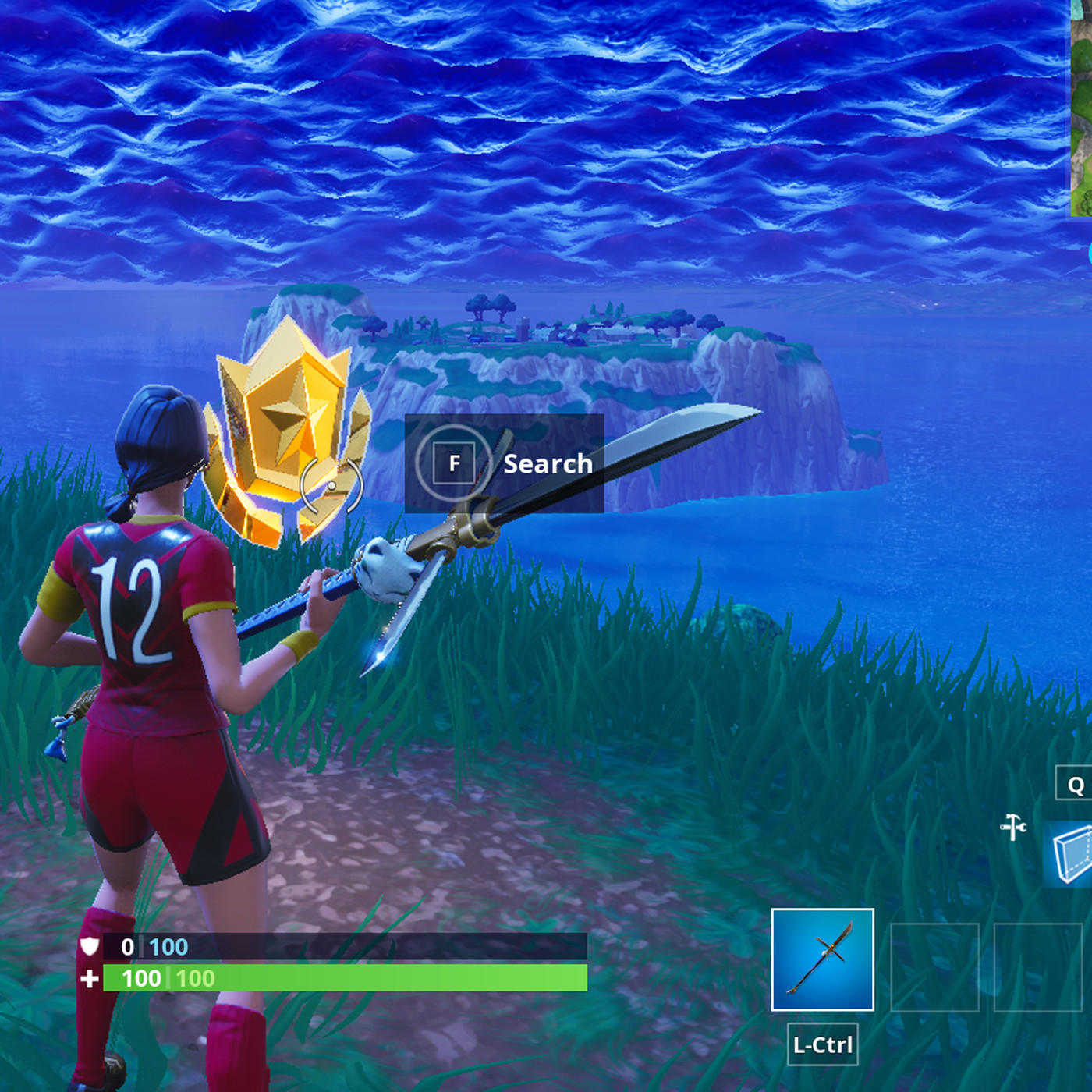 Search Between Three Oversized Seats Fortnite Week 8 Challenge Location Guide