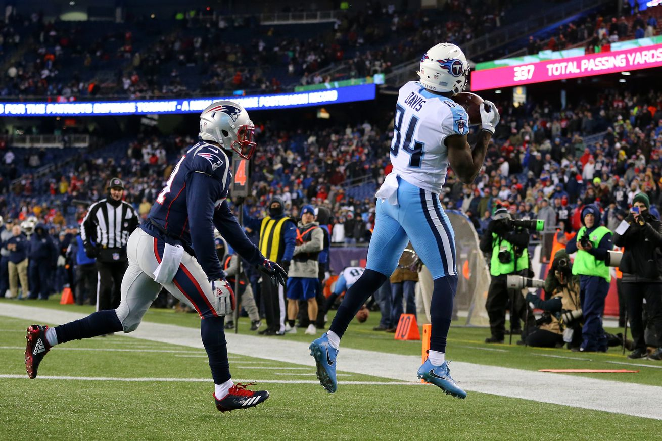 Titans come in 23rd in Yahoo fantasy team rankings