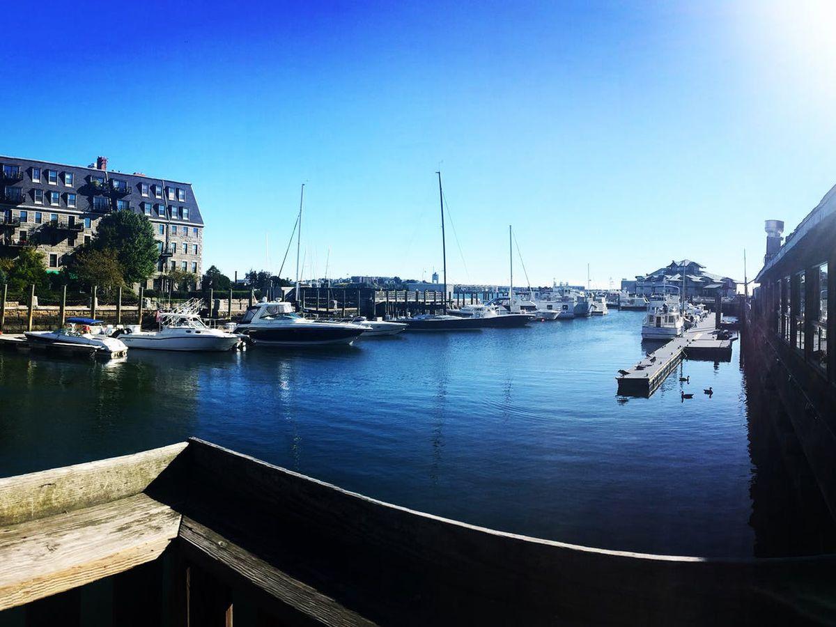 Boston Restaurants With The Best Views Eater Boston