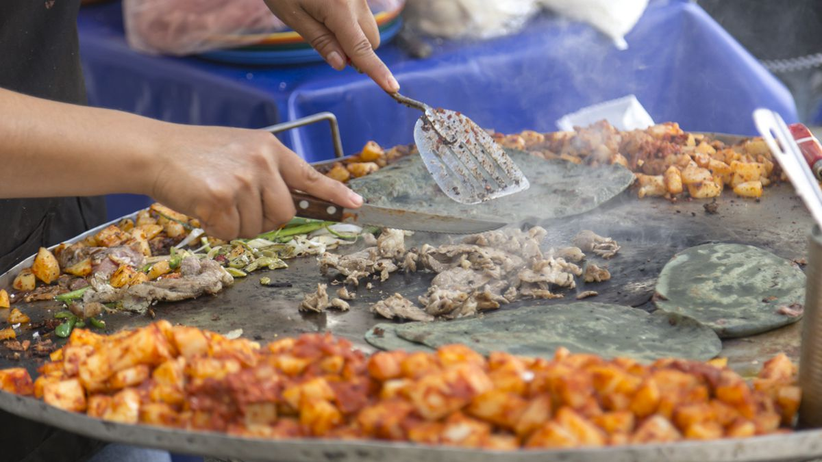 Every Single Thing You Need To Know About Mexican Street Food Eater