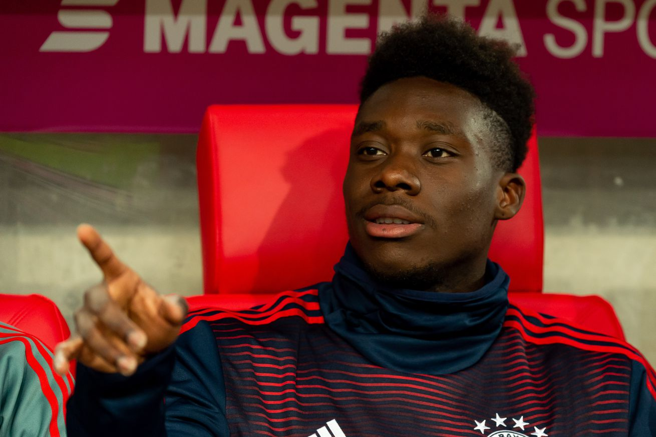 Alphonso Davies reveals how his family and Kingsley Coman have powered his journey with Bayern Munich