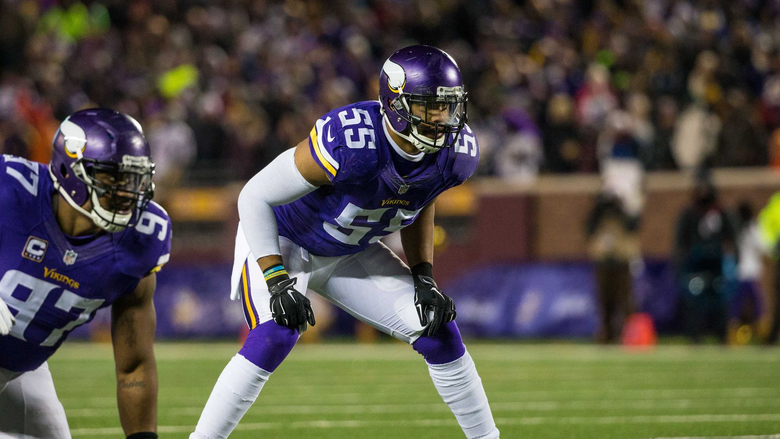 Chargers Vikings Scouting The Minnesota Vikings Bolts