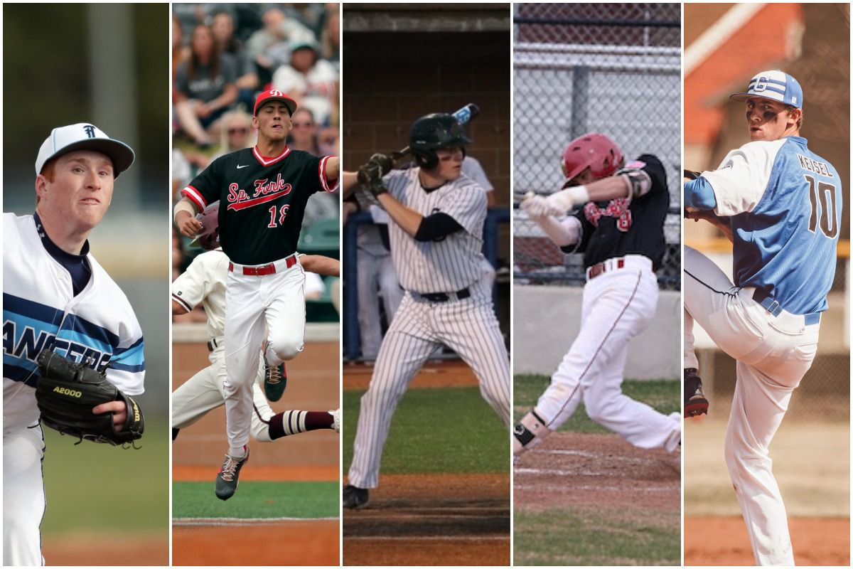 The Deseret News high school baseball Players of the Year for 2021 include Layton's Cam Day (6A), Spanish Fork's Zac Dart (5A), Snow Canyon's Mason Strong (4A), Juab's Dalin Ludlow (3A) and Gunnison Valley's Janzen Keisel (2A).