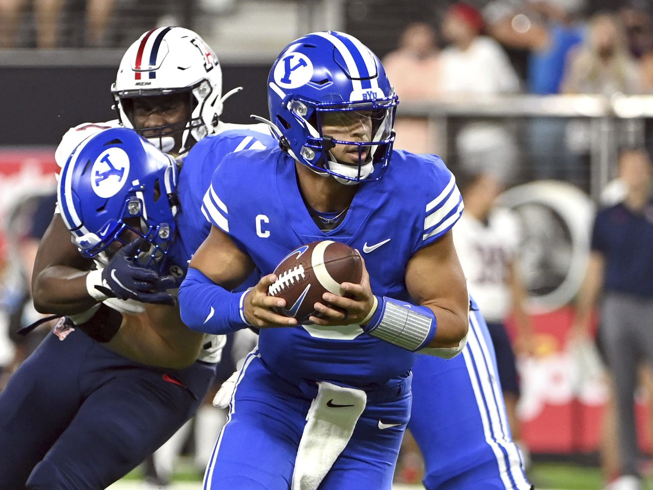 BYU is one of four schools invited to join the Big 12.