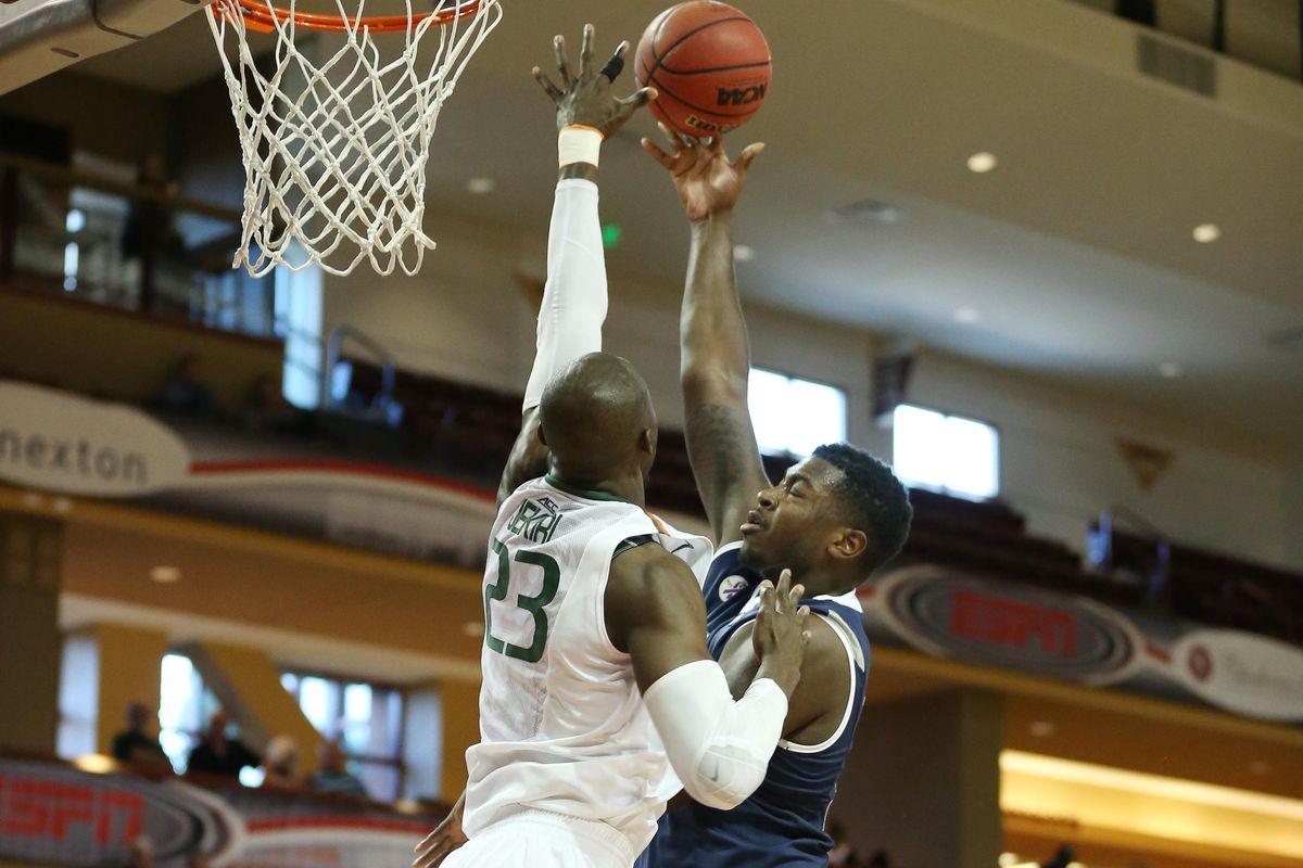 NCAA Basketball: Charleston Classic-Miami at Akron