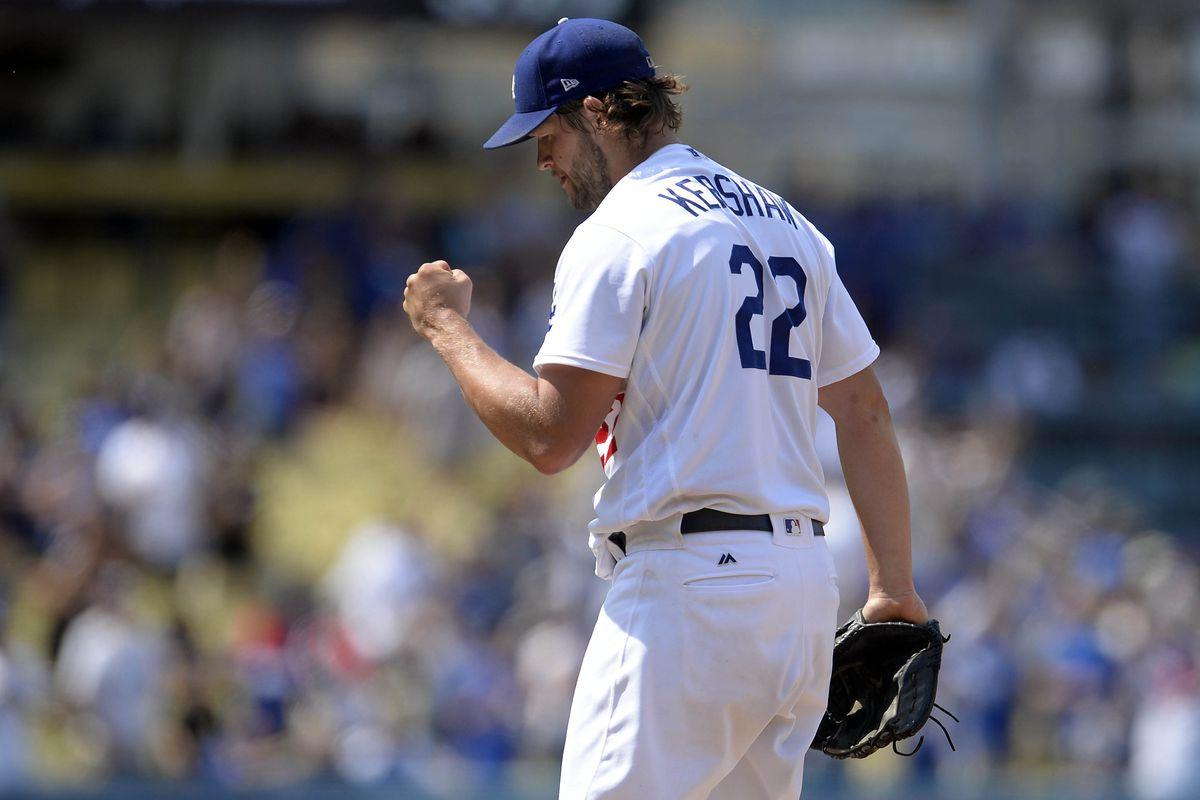 MLB: Kansas City Royals at Los Angeles Dodgers