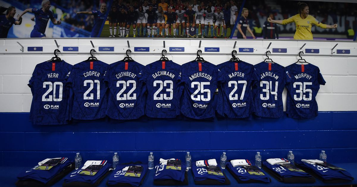 Chelsea FC Women first football club to tailor training program around menstrual cycles thumbnail