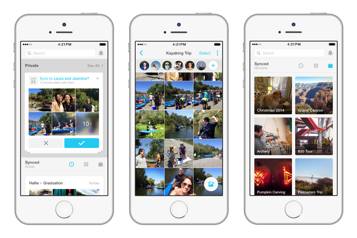 Facebook will replace photo sync on mobile with a link to download