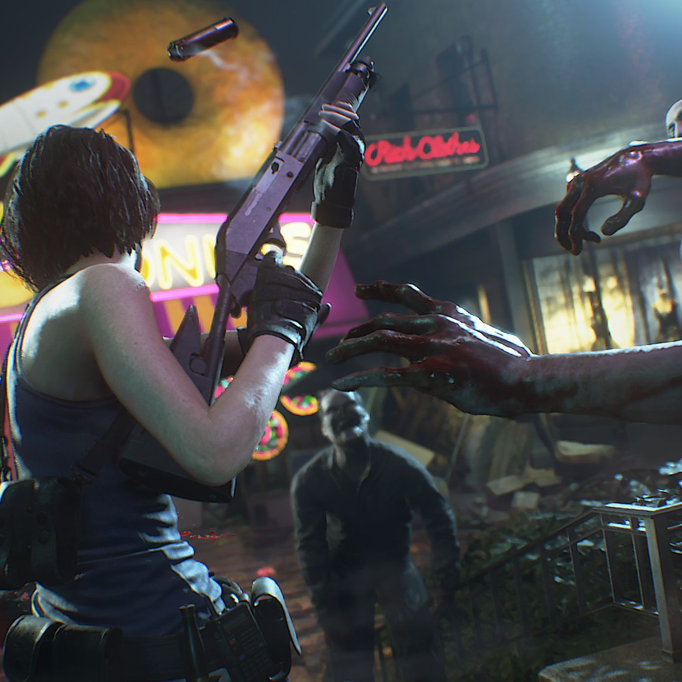 Resident Evil 3 Remake What S Changing Polygon
