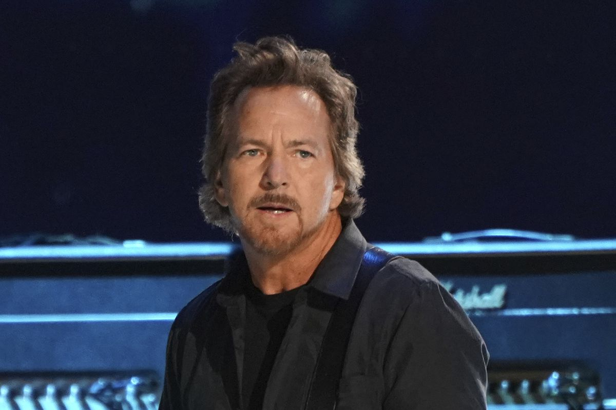 Eddie Vedder will appear at the Hot Stove Cool Music festival for the fourth time.