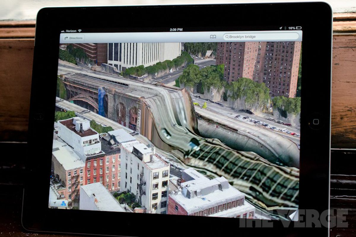 Wrong turn: Apple's buggy iOS 6 maps lead to widespread complaints