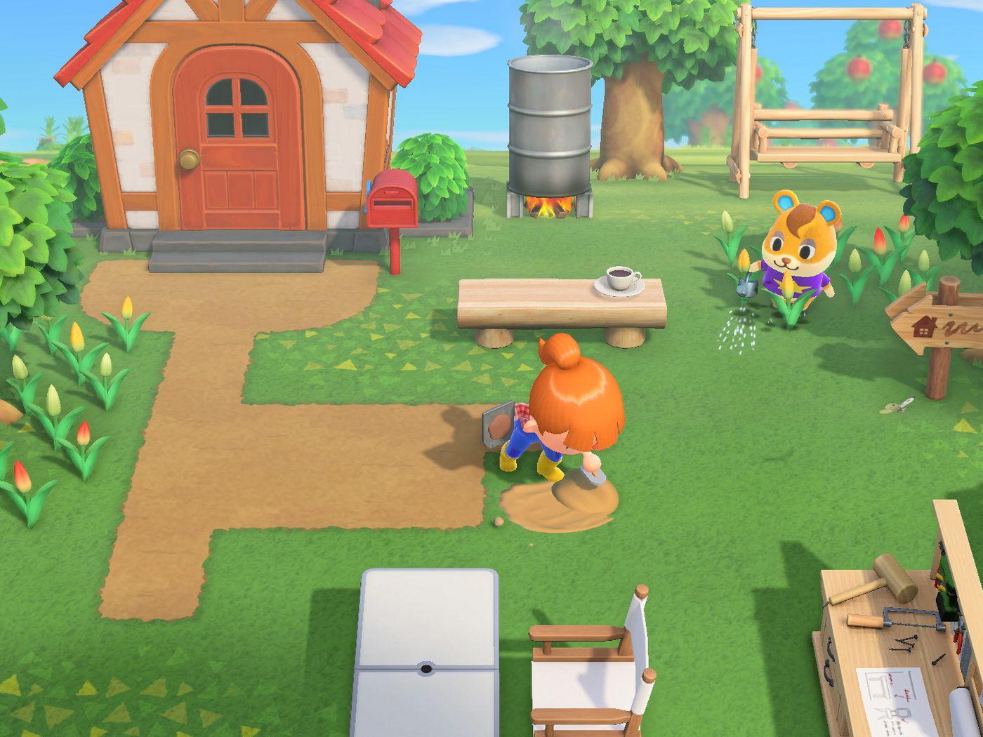 Switch AnimalCrossingNH E3 screen 07