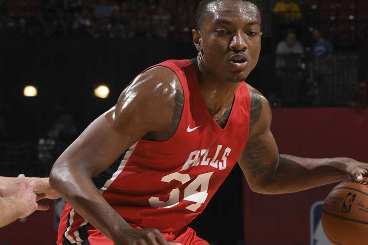 93d97eb2455 Bulls big man Wendell Carter Jr. is focused on becoming a defensive force