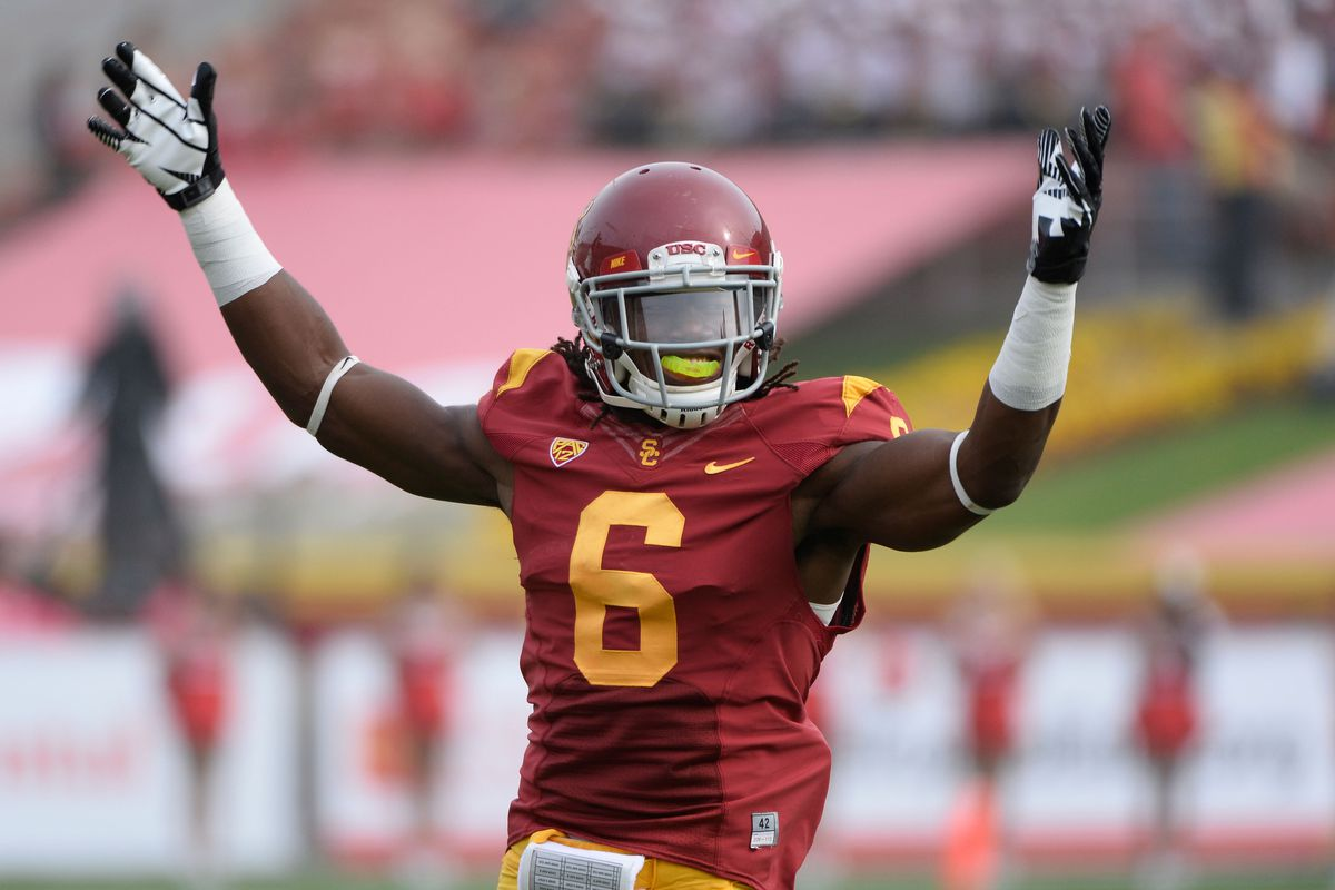 new concept 7d661 9336f USC Football: Is Josh Shaw Lying? - Conquest Chronicles