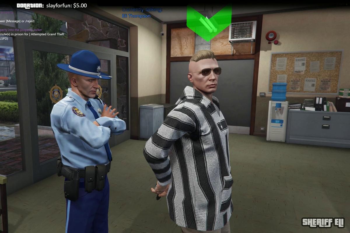 police roleplay gta v