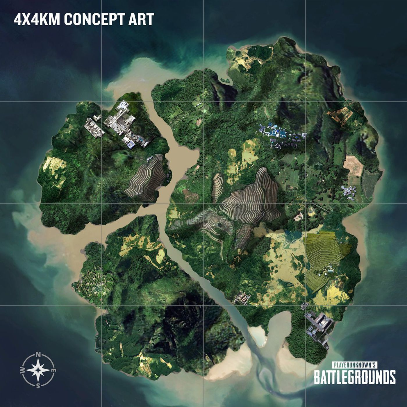 Pubgs new smaller island map is a direct response to the popularity pubgs new smaller island map is a direct response to the popularity of fortnite the verge gumiabroncs Choice Image