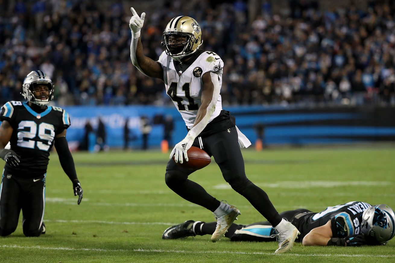 Beignets and Café au lait: Saints at Panthers Edition
