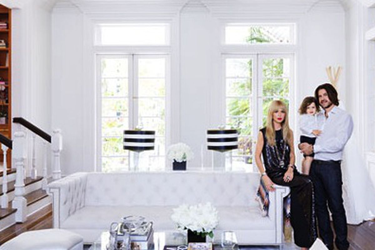 Marc Jacobs Not That Into Online Shopping; Rachel Zoe's Pad ... on dina manzo house interior design, kris jenner house interior design, designer house interior design,