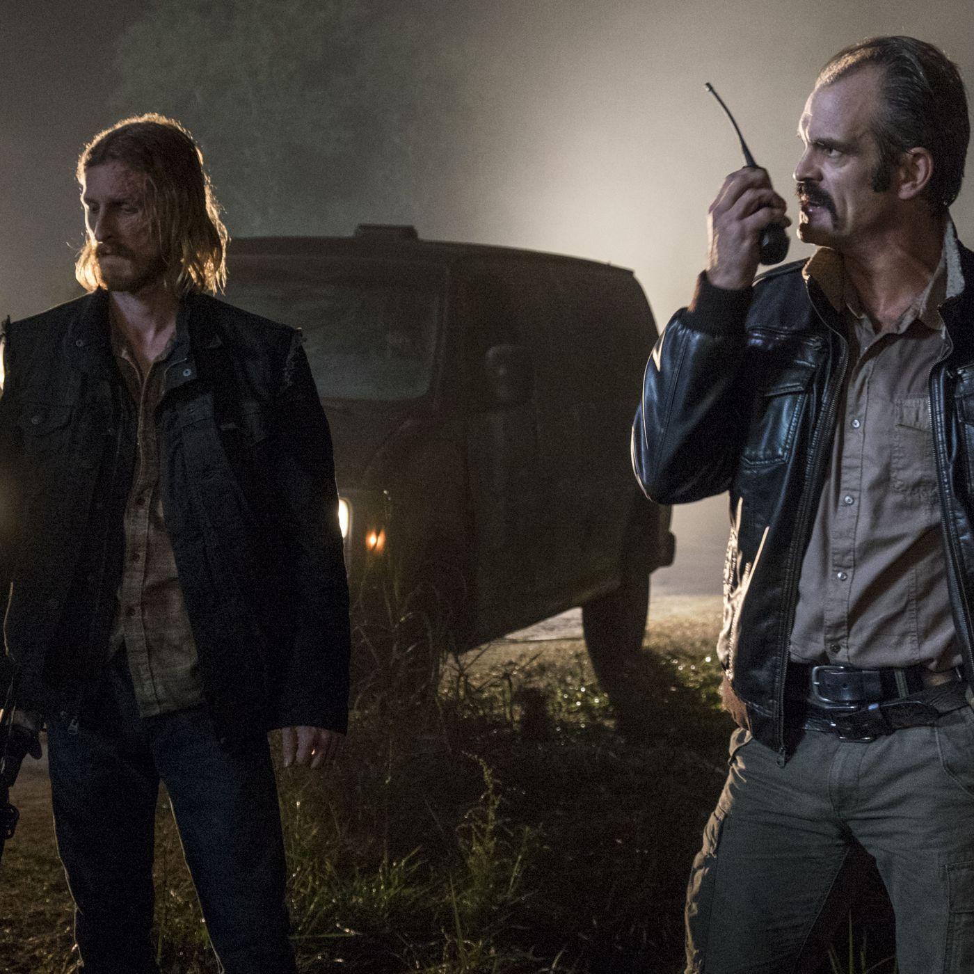 The Walking Dead Villain Watch Season 8 Episode 13 Do Not Send