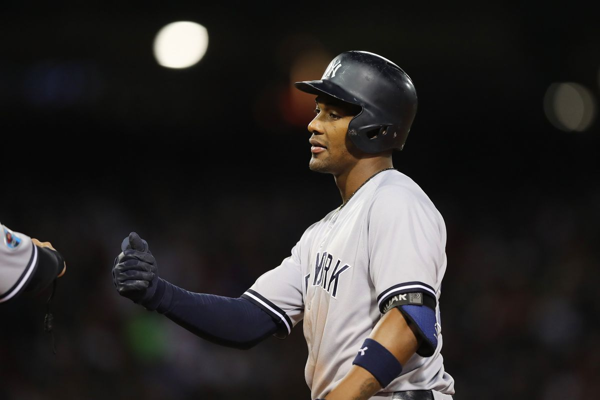 375d82ae8 MLB Trade Rumors and News  Miguel Andujar is out for the season continuing  the Yankees  injury woes