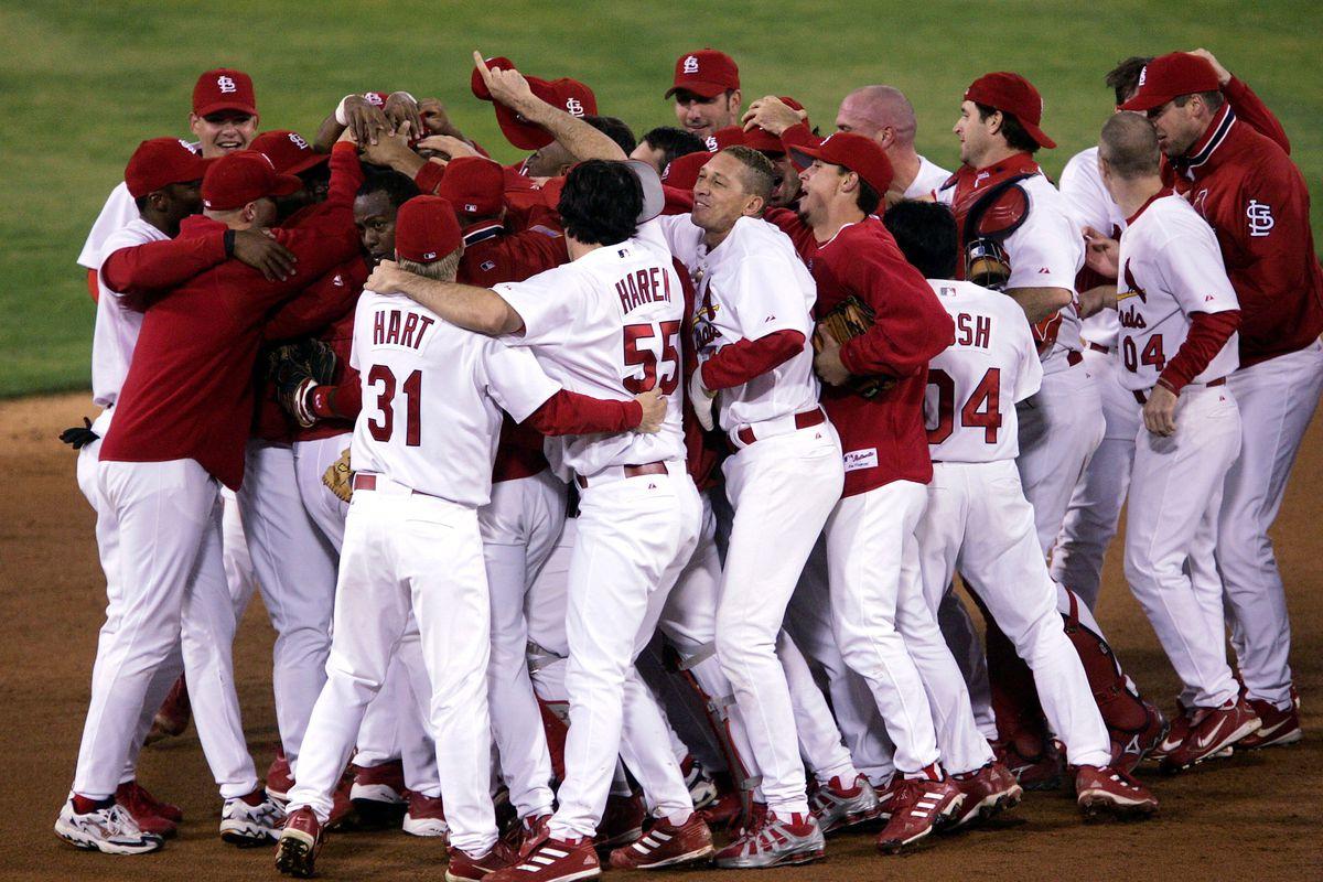 NLCS: Astros v Cardinals Game 7