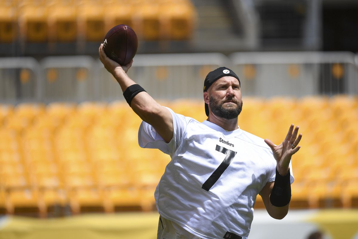 NFL: Pittsburgh Steelers Training Camp