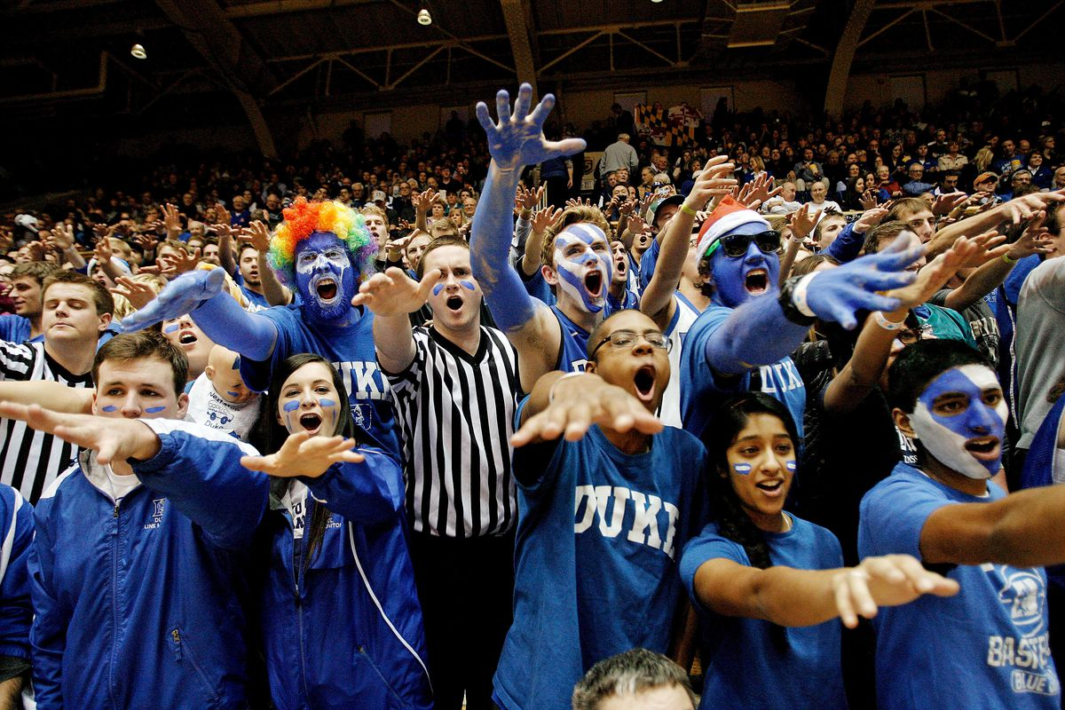 Cameron Crazies will be excited to welcome Derrick Thornton to Cameron