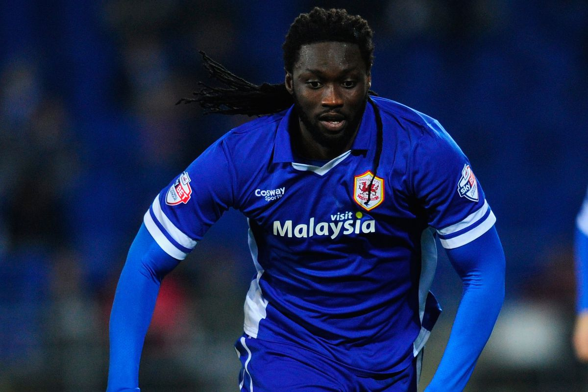 Striker Kenwyne Jones will be the main man for Trinidad & Tobago at this summer's Gold Cup
