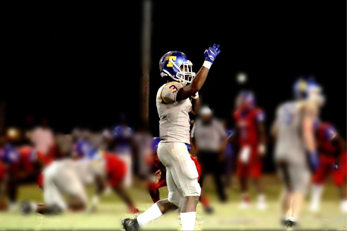 3-star WR Jaycob Horn commits to Ole Miss