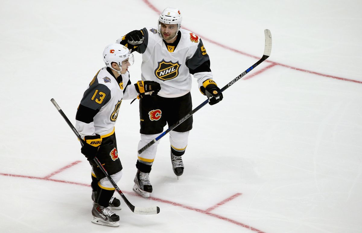 2016 Honda NHL All-Star Game - Western Semifinal