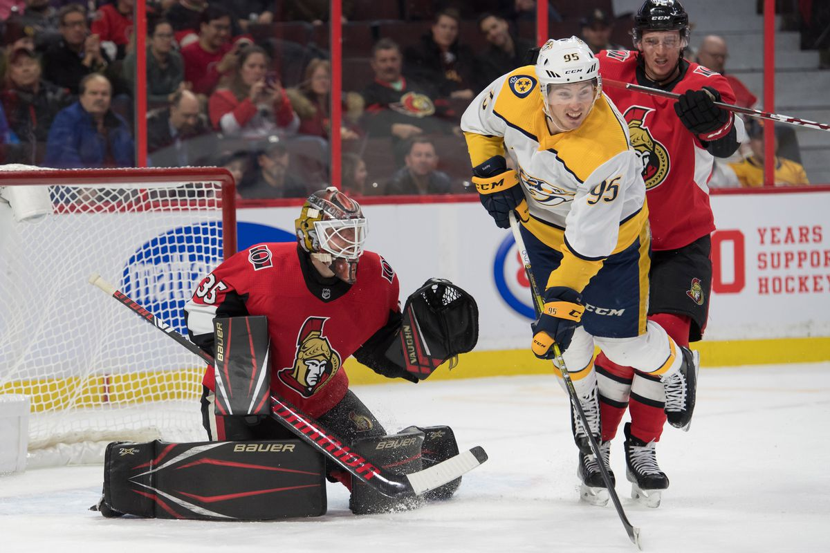 Five Thoughts For Friday: Duchene's Jinx, McDavid's Rehab and Menlyk's Silence