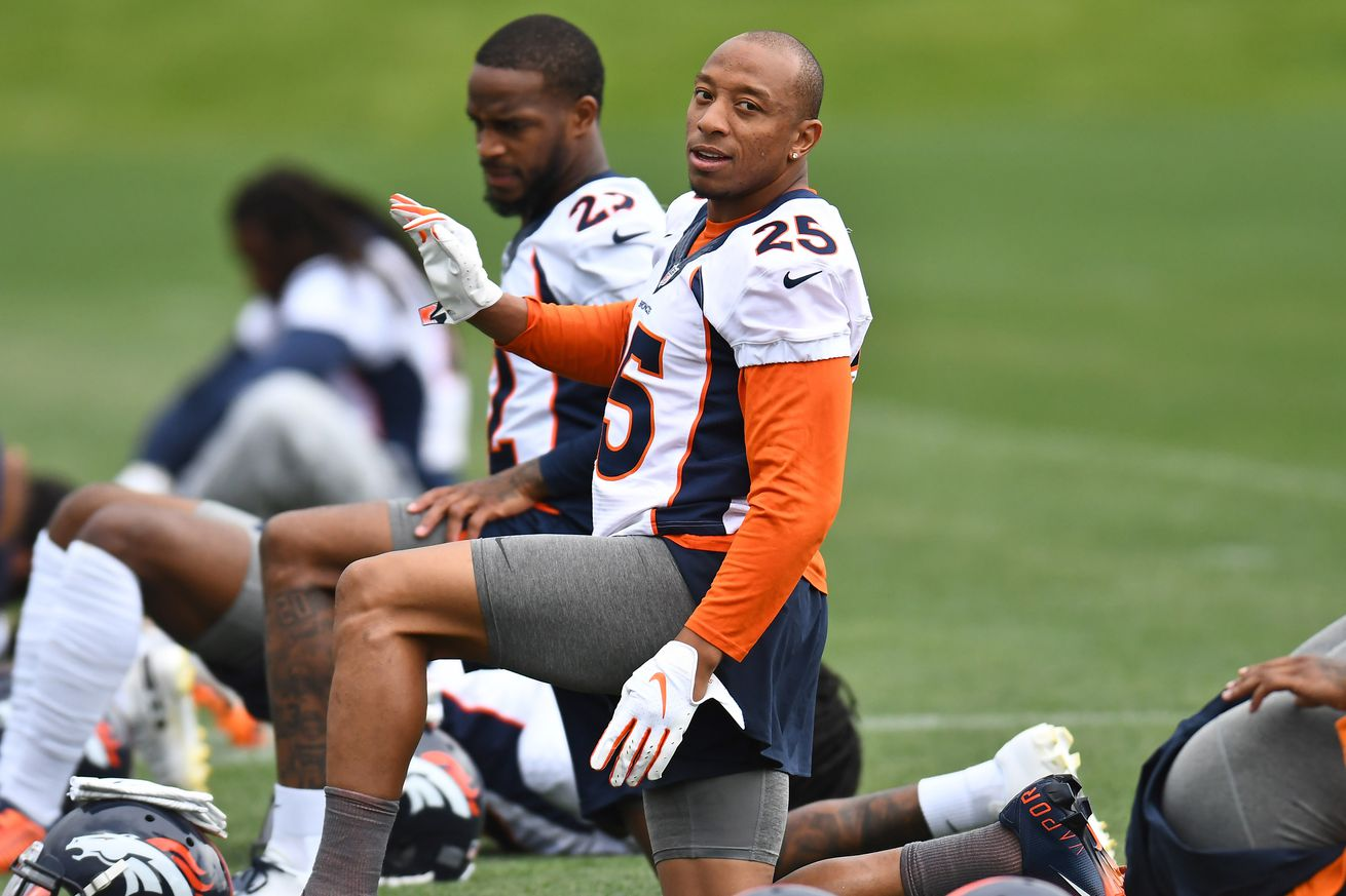 Chris Harris: Vic Fangio is 'all about business'
