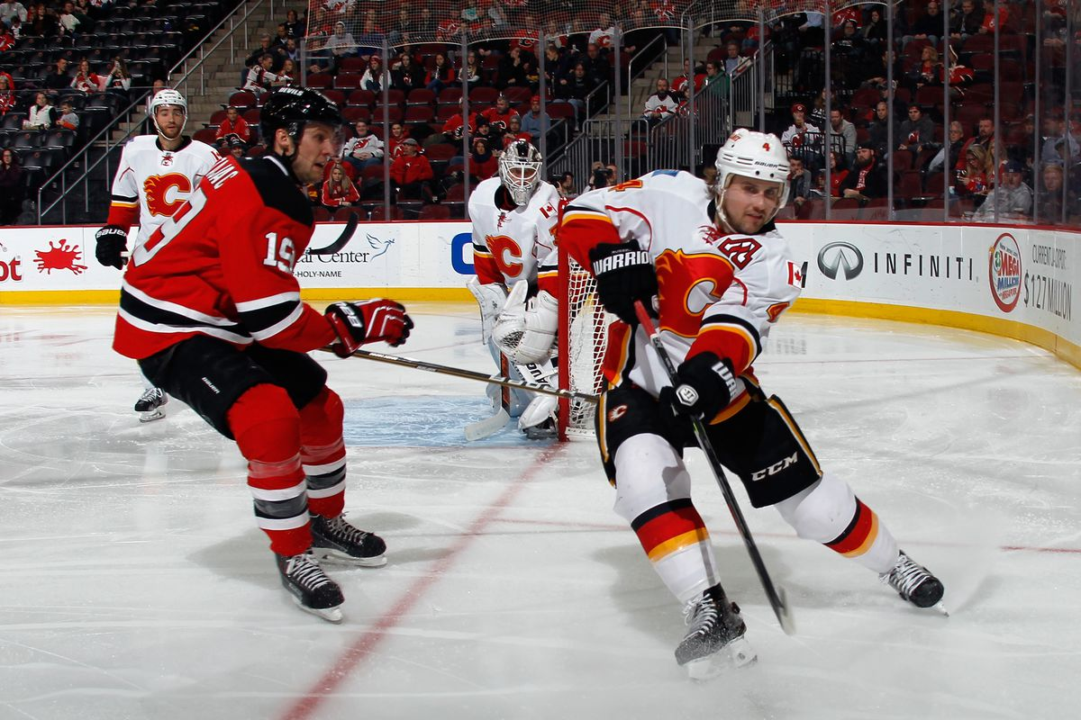 Game Preview 47 New Jersey Devils Vs Calgary Flames All About The Jersey
