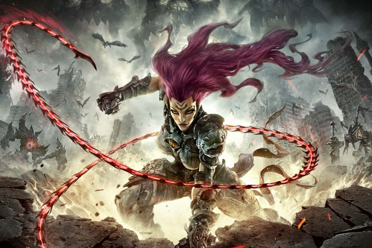 Fury from Darksiders 3