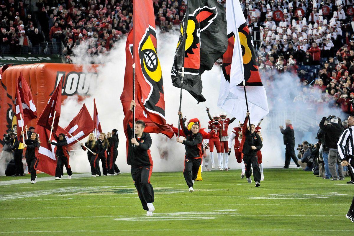81458514dbfbdd Game Day: Louisville At North Carolina - Card Chronicle