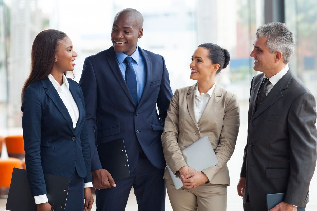 Making offices more diverse made workers way more productive.