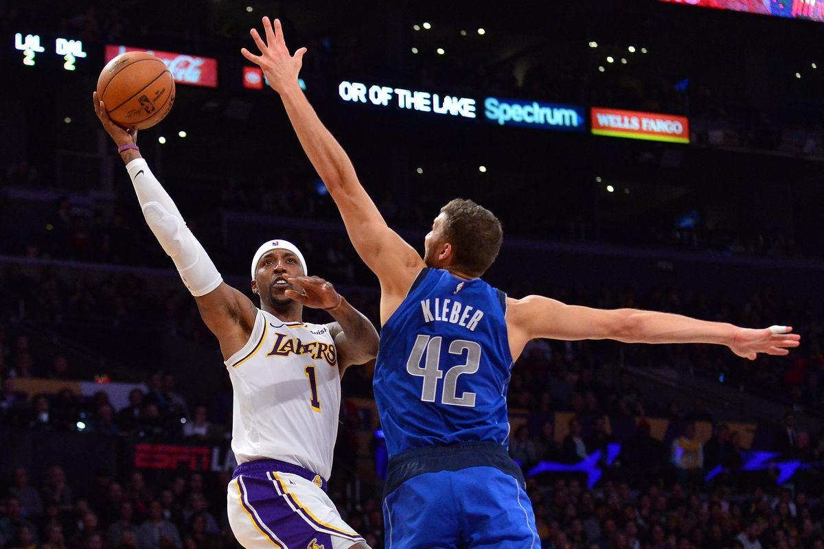 Game Thread Dallas Mavericks Vs Los Angeles Lakers Mavs