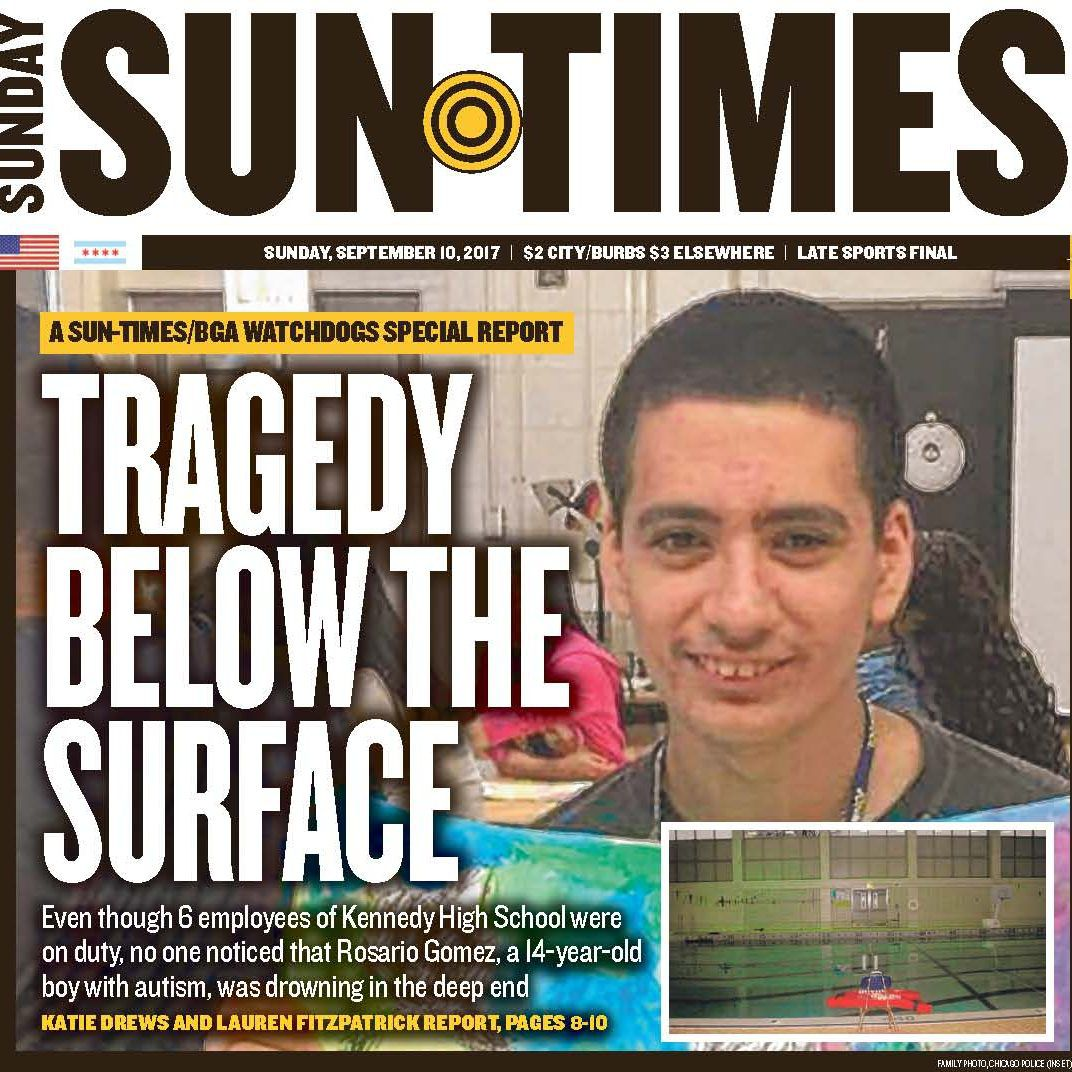 """<a href=""""https://chicago.suntimes.com/news/one-lapse-after-another-at-cps-school-where-boy-with-autism-drowned/"""" target=""""_blank"""" rel=""""noopener noreferrer"""">Click here to read the Sun-Times / BGA September 2017 investigation.</a>"""