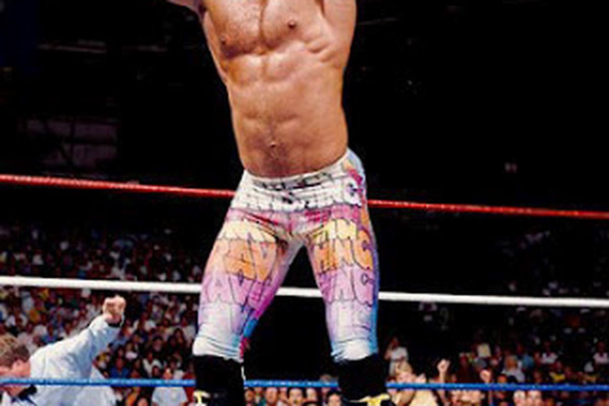 <em>Ravishing Rick Rude - personal Rick Muscles inspiration.  </em>