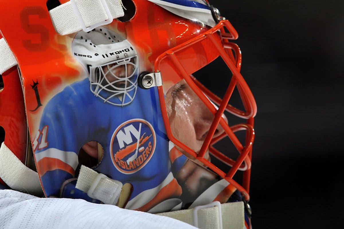 Thanks for time served, Rollie. We'll miss you and your mask.